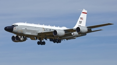 Photo ID 231908 by Rainer Mueller. USA Air Force Boeing RC 135V Rivet Joint 739 445B, 64 14846