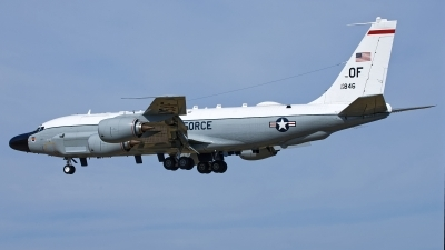 Photo ID 231907 by Rainer Mueller. USA Air Force Boeing RC 135V Rivet Joint 739 445B, 64 14846