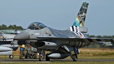 Photo ID 232091 by huelsmann heinz. Belgium Air Force General Dynamics F 16AM Fighting Falcon, FA 124
