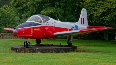 Photo ID 232010 by Rainer Mueller. UK Air Force BAC Jet Provost T5A, XW353