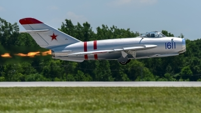Photo ID 232011 by Rod Dermo. Private Private Mikoyan Gurevich MiG 17F, N217SH