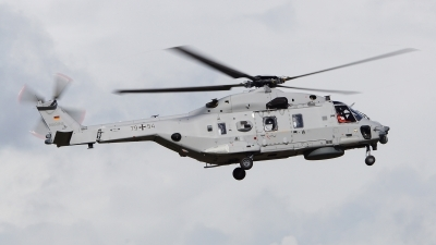 Photo ID 232032 by Lukas Kinneswenger. Germany Navy NHI NH 90NFH, 79 54