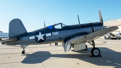 Photo ID 232059 by W.A.Kazior. Private Planes of Fame Air Museum Vought F4U 1A Corsair, NX83782