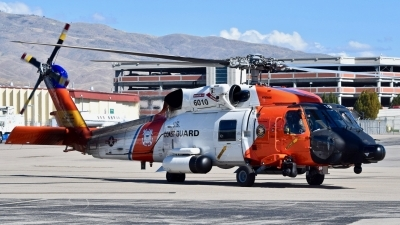 Photo ID 232515 by Gerald Howard. USA Coast Guard Sikorsky MH 60T Jayhawk, 6010
