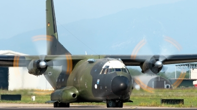 Photo ID 232103 by Varani Ennio. Germany Air Force Transport Allianz C 160D, 50 66