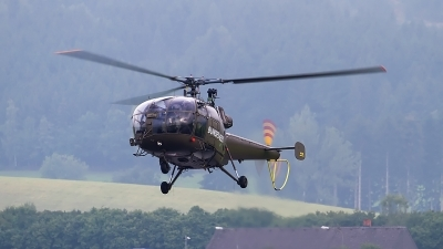 Photo ID 232080 by Alfred Koning. Austria Air Force Aerospatiale SA 316B Alouette III, 3E KI