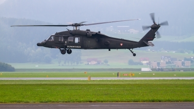 Photo ID 232082 by Alfred Koning. Austria Air Force Sikorsky S 70A 42 Black Hawk, 6M BB