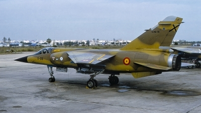 Photo ID 232114 by Gerrit Kok Collection. Spain Air Force Dassault Mirage F1EDA, C 14C 78