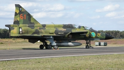 Photo ID 232168 by Sybille Petersen. Private Swedish Air Force Historic Flight Saab Sk37E Viggen, SE DXO