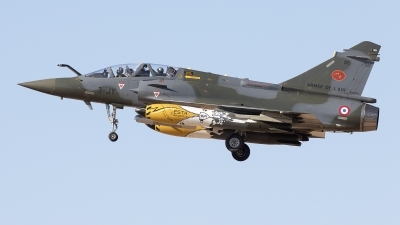 Photo ID 232126 by F. Javier Sánchez Gómez. France Air Force Dassault Mirage 2000D, 615