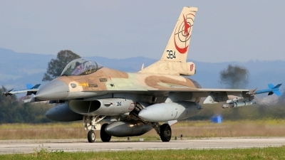 Photo ID 232137 by Stamatis Alipasalis. Israel Air Force General Dynamics F 16C Fighting Falcon, 384