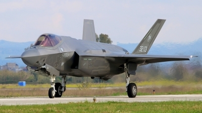 Photo ID 232141 by Stamatis Alipasalis. Italy Air Force Lockheed Martin F 35A Lightning II, MM7334