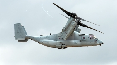 Photo ID 232152 by W.A.Kazior. USA Marines Bell Boeing MV 22B Osprey, 168679