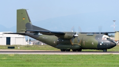 Photo ID 232153 by Varani Ennio. Germany Air Force Transport Allianz C 160D, 50 66