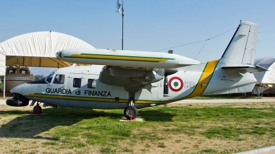 Photo ID 232174 by Nicholas Carmassi. Italy Guardia di Finanza Piaggio P 166DL3 SEM1, MM25178