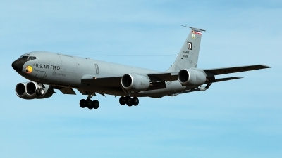 Photo ID 232192 by Carl Brent. USA Air Force Boeing KC 135R Stratotanker 717 148, 63 7999