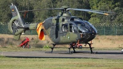Photo ID 232277 by Sybille Petersen. Germany Army Eurocopter EC 135T1, 82 63