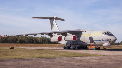 Photo ID 232233 by M. Hauswald. Ukraine Air Force Ilyushin IL 76MD, 76683