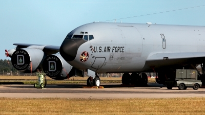 Photo ID 232238 by Carl Brent. USA Air Force Boeing KC 135R Stratotanker 717 148, 57 1440