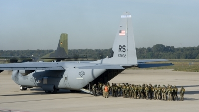 Photo ID 232278 by Joop de Groot. USA Air Force Lockheed Martin C 130J 30 Hercules L 382, 15 5822