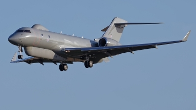 Photo ID 232263 by Rainer Mueller. UK Air Force Bombardier Raytheon Sentinel R1 BD 700 1A10, ZJ694
