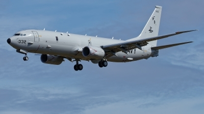 Photo ID 232266 by Rainer Mueller. USA Navy Boeing P 8A Poseidon 737 800ERX, 169332