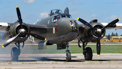 Photo ID 232273 by Rod Dermo. Private Canadian Warplane Heritage Museum North American B 25J Mitchell, C GCWM