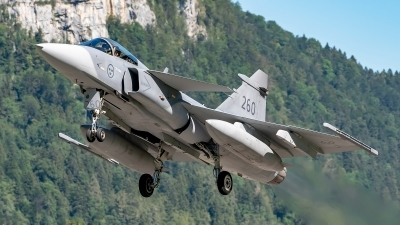 Photo ID 232493 by Martin Thoeni - Powerplanes. Sweden Air Force Saab JAS 39C Gripen, 39260