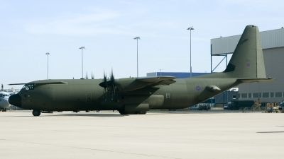 Photo ID 233590 by Joop de Groot. UK Air Force Lockheed Martin Hercules C4 C 130J 30 L 382, ZH872