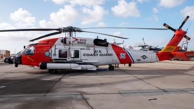 Photo ID 232366 by W.A.Kazior. USA Coast Guard Sikorsky MH 60T Jayhawk, 6023