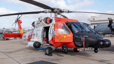 Photo ID 232367 by W.A.Kazior. USA Coast Guard Sikorsky MH 60T Jayhawk, 6023