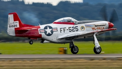 Photo ID 232484 by Aaron C. Rhodes. Private Heritage Flight Museum North American P 51D Mustang, N151AF