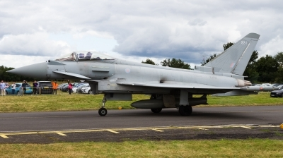 Photo ID 232305 by Tim Lowe. UK Air Force Eurofighter Typhoon FGR4, ZJ931