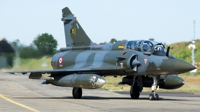 Photo ID 232321 by Aldo Bidini. France Air Force Dassault Mirage 2000D, 654