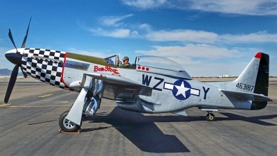 Photo ID 232480 by Jesus Cervantes. Private Planes of Fame Air Museum North American TF 51D Mustang, NL20TF