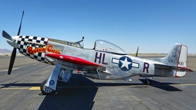 Photo ID 232481 by Jesus Cervantes. Private Planes of Fame Air Museum North American P 51D Mustang, N251BP