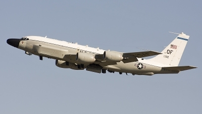 Photo ID 232494 by David Schmidt. USA Air Force Boeing RC 135W Rivet Joint 717 158, 62 4132