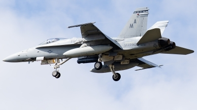 Photo ID 232433 by Brandon Thetford. USA Marines McDonnell Douglas F A 18C Hornet, 163709