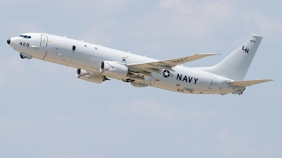 Photo ID 232436 by Brandon Thetford. USA Navy Boeing P 8A Poseidon 737 800ERX, 168429