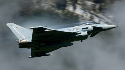 Photo ID 232414 by Thomas Ziegler - Aviation-Media. Germany Air Force Eurofighter EF 2000 Typhoon S, 30 28