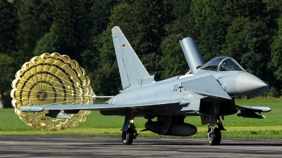 Photo ID 232413 by Thomas Ziegler - Aviation-Media. Germany Air Force Eurofighter EF 2000 Typhoon S, 30 28