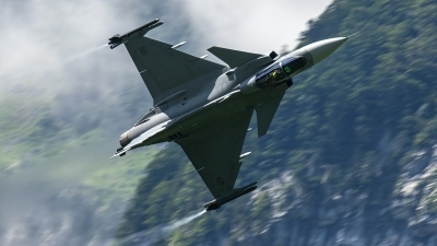 Photo ID 232426 by Thomas Ziegler - Aviation-Media. Sweden Air Force Saab JAS 39C Gripen, 39223