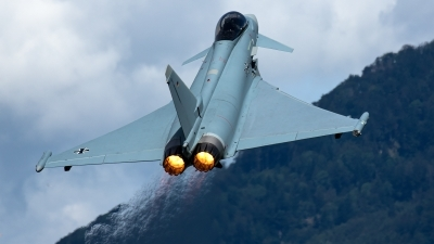 Photo ID 232415 by Thomas Ziegler - Aviation-Media. Germany Air Force Eurofighter EF 2000 Typhoon S, 31 44