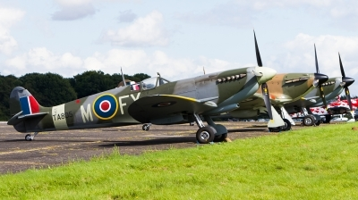 Photo ID 232463 by Tim Lowe. Private Private Supermarine 361 Spitfire LF IXe, G PMNF