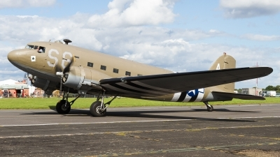 Photo ID 232465 by Tim Lowe. Private Aces High Ltd Douglas C 47A Skytrain, N147DC