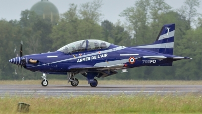 Photo ID 232550 by Jesus Peñas. France Air Force Pilatus PC 21, 13