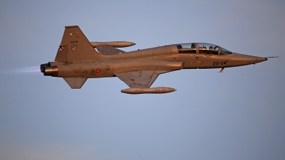 Photo ID 233525 by Fernando Sousa. Spain Air Force Northrop SF 5M Freedom Fighter, AE 9 010