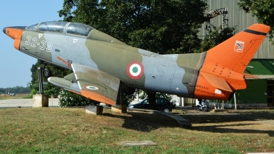 Photo ID 232564 by Nicholas Carmassi. Italy Air Force Fiat G 91T1, MM6339