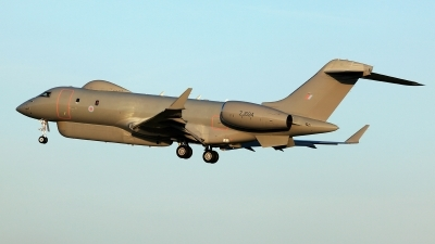 Photo ID 232592 by Carl Brent. UK Air Force Bombardier Raytheon Sentinel R1 BD 700 1A10, ZJ694