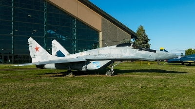 Photo ID 235633 by Aaron C. Rhodes. Private Evergreen Air and Space Museum Mikoyan Gurevich MiG 29A 9 12A,